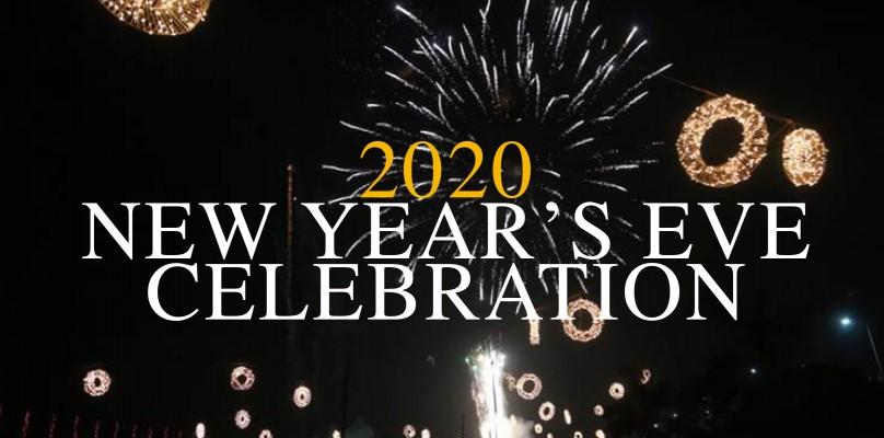 NEW YEAR'S EVE CELEBRATION 2020 – ON ZOOM
